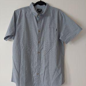 O'Neill grey XL shirt short sleeve